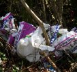 Rubbish dumping at site 7, Castletaylor